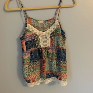 NWOT hippie tank from Hollister